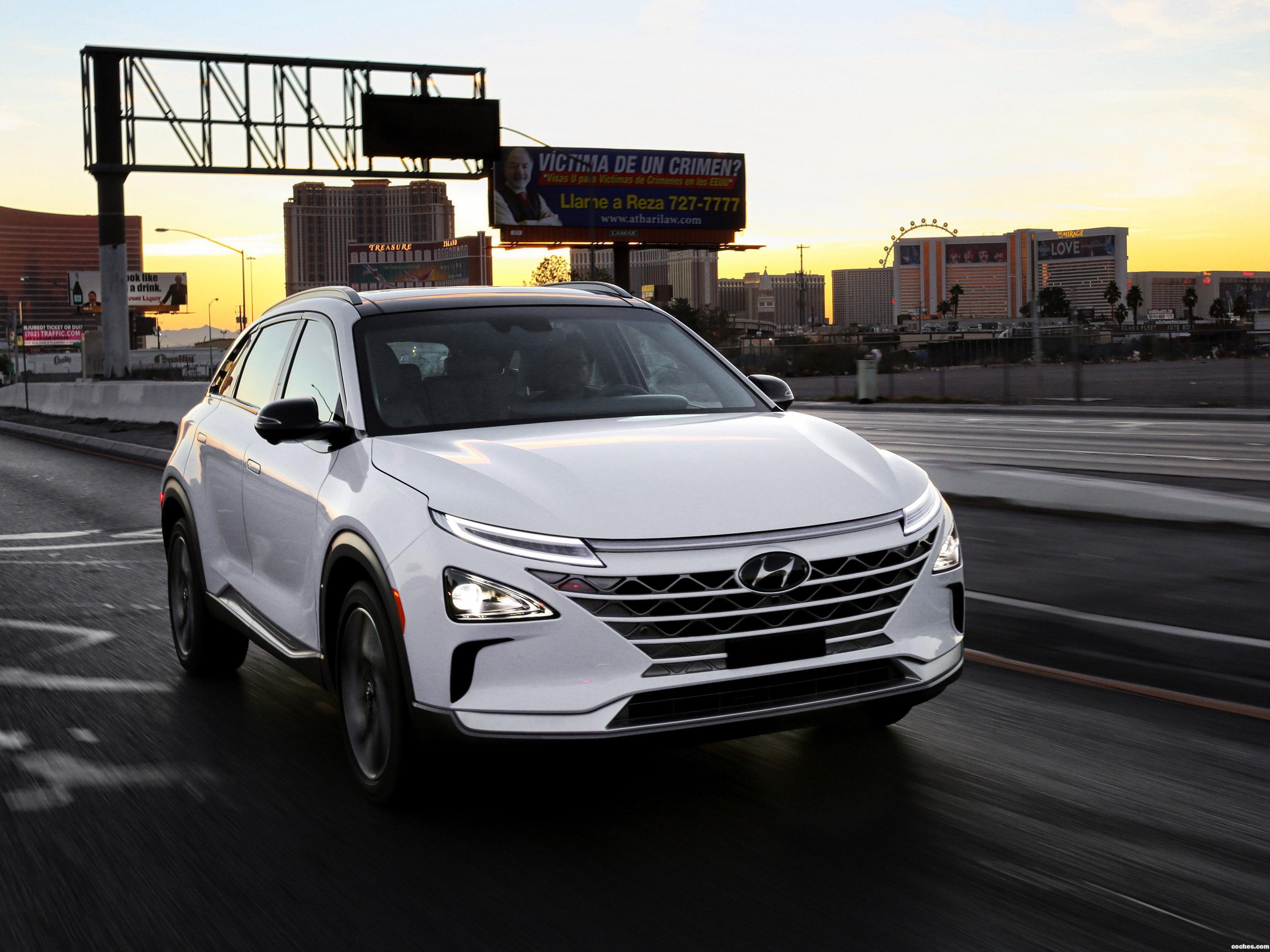 Foto 10 de Hyundai Nexo USA  2018