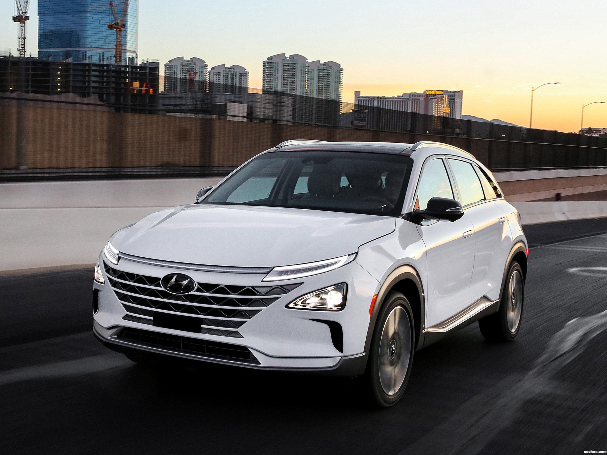 Foto 5 de Hyundai Nexo USA  2018