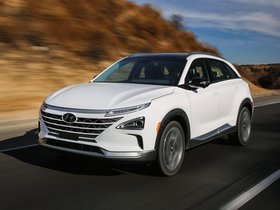 Ver foto 1 de Hyundai Nexo USA  2018