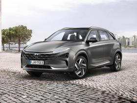 Ver foto 29 de Hyundai Nexo 2018