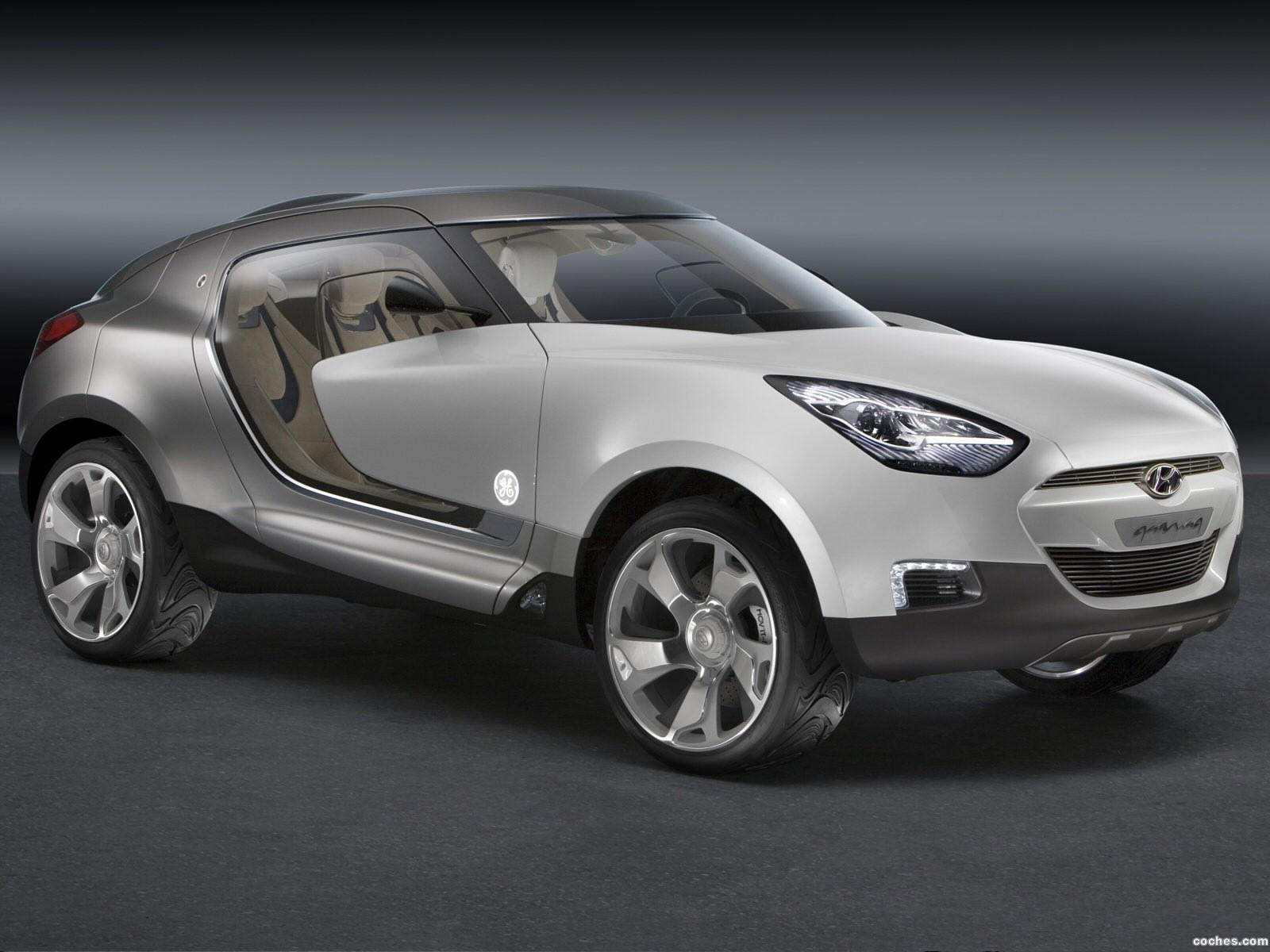 Foto 0 de Hyundai QarmaQ Concept 2007