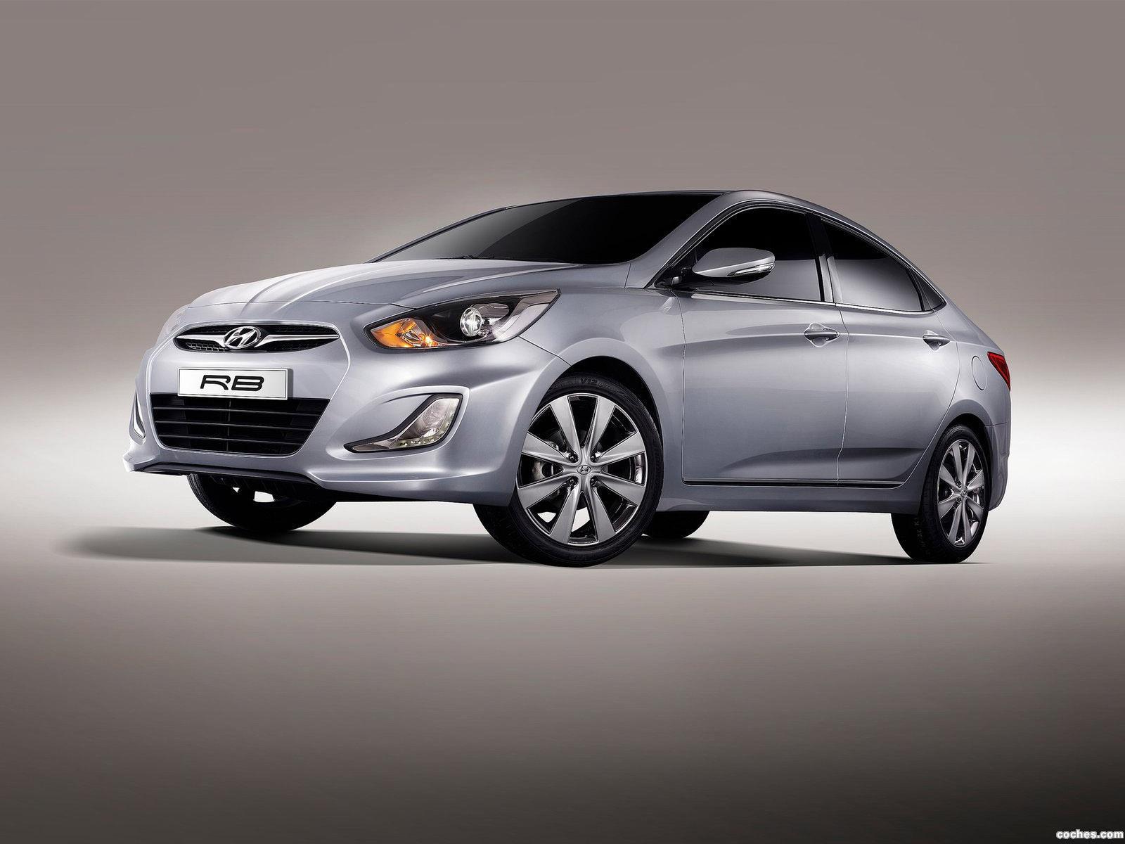 Foto 0 de Hyundai RB Concept 2010