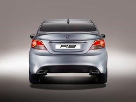 Ver foto 13 de Hyundai RB Concept 2010