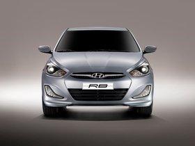 Ver foto 11 de Hyundai RB Concept 2010