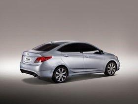 Ver foto 9 de Hyundai RB Concept 2010