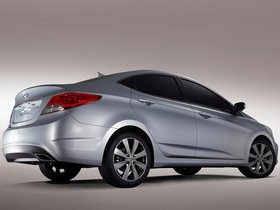 Ver foto 8 de Hyundai RB Concept 2010