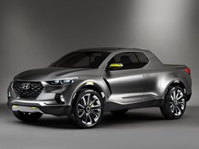 Ver foto 1 de Hyundai Santa Cruz Concept 2015