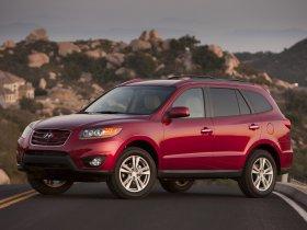 Ver foto 4 de Hyundai Santa FE USA 2010