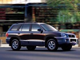 Ver foto 5 de Hyundai Santa Fe 2000