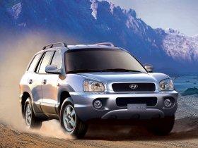 Ver foto 4 de Hyundai Santa Fe 2000