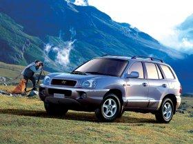 Ver foto 3 de Hyundai Santa Fe 2000