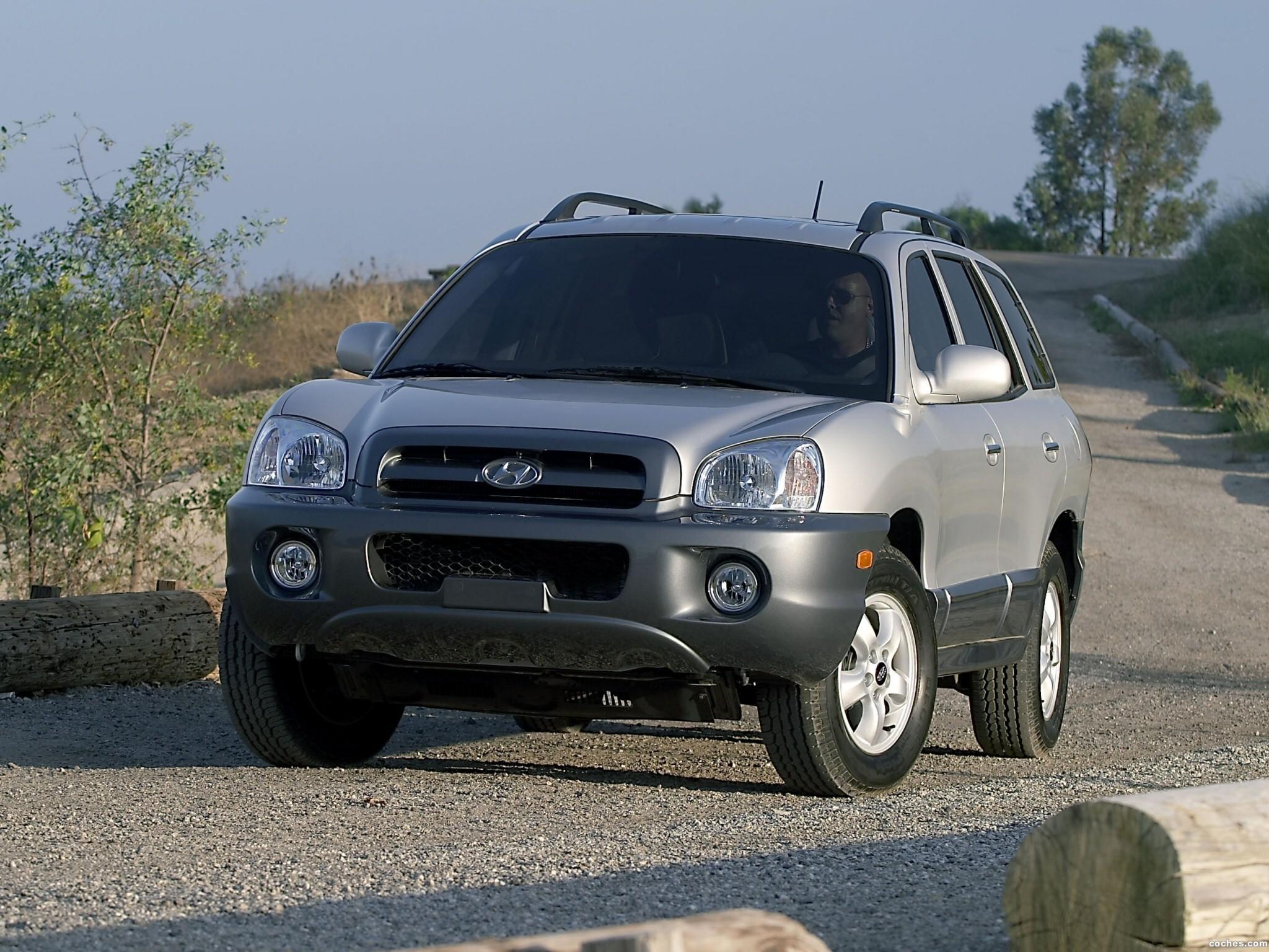 Foto 0 de Hyundai Santa Fe 2005