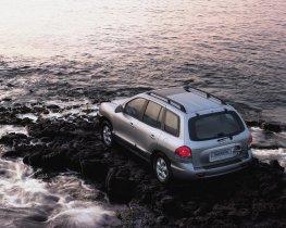 Ver foto 7 de Hyundai Santa Fe 2005