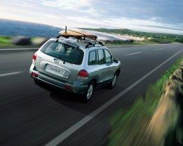 Ver foto 6 de Hyundai Santa Fe 2005