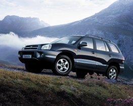 Ver foto 5 de Hyundai Santa Fe 2005