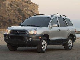 Ver foto 3 de Hyundai Santa Fe 2005