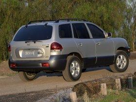 Ver foto 2 de Hyundai Santa Fe 2005