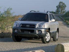 Ver foto 1 de Hyundai Santa Fe 2005