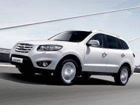 Ver foto 6 de Hyundai Santa Fe 2009