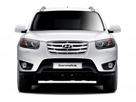 Ver foto 3 de Hyundai Santa Fe 2009