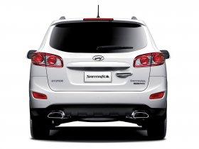 Ver foto 2 de Hyundai Santa Fe 2009