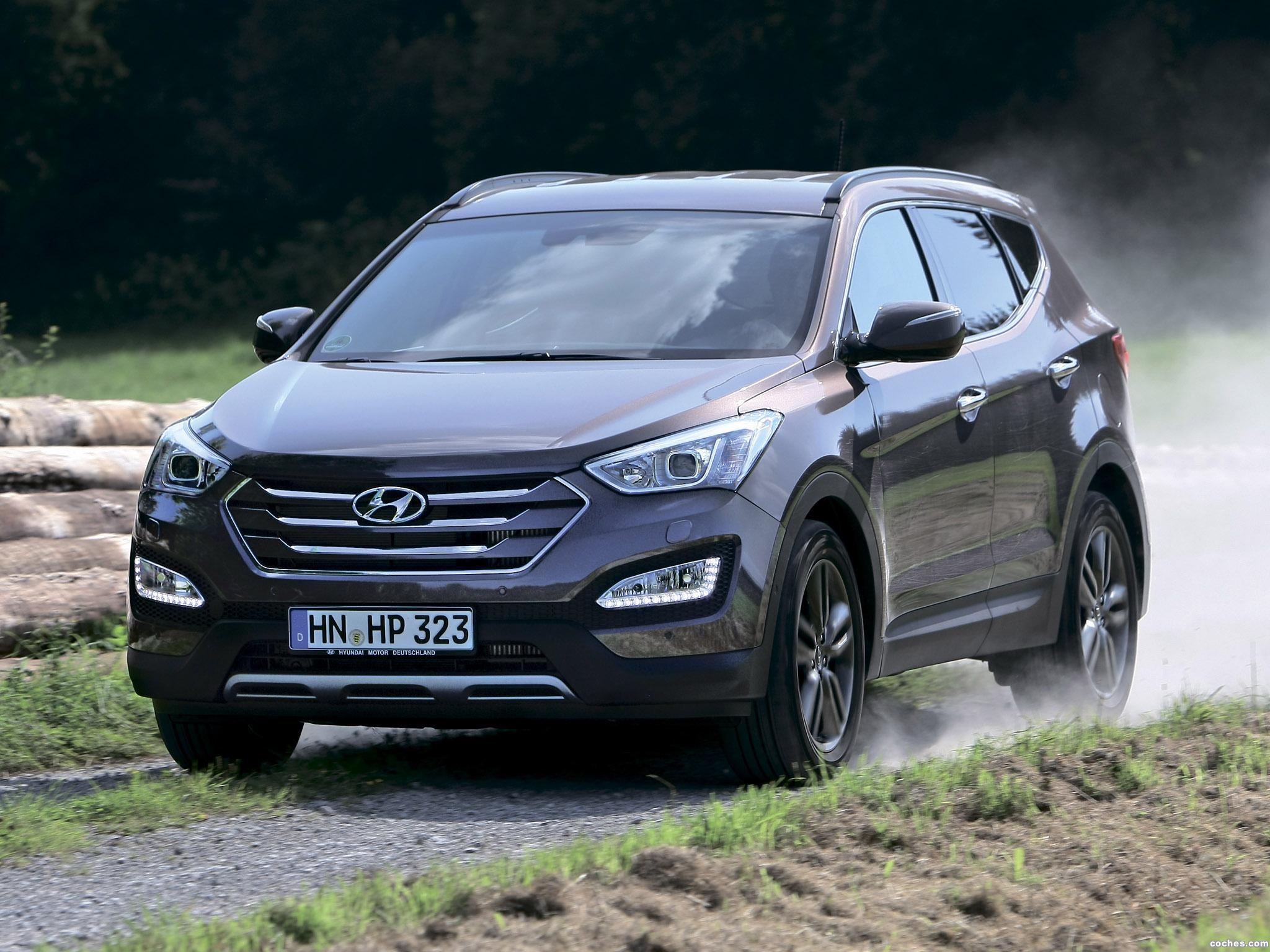 Foto 0 de Hyundai Santa Fe 2012
