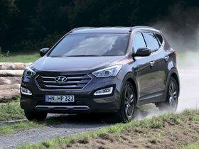 Ver foto 1 de Hyundai Santa Fe 2012