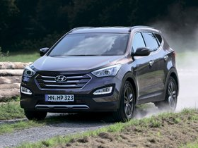 Fotos de Hyundai Santa Fe 2012