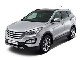 Ver foto 23 de Hyundai Santa Fe 2012