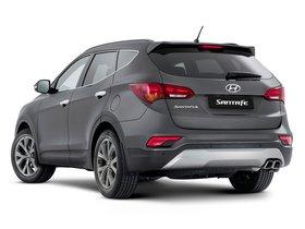 Ver foto 3 de Hyundai  Santa Fe Active X Australia 2017