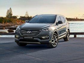 Fotos de Hyundai  Santa Fe Active X Australia 2017