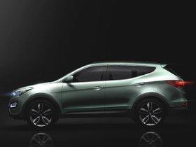 Ver foto 2 de Hyundai Santa Fe Concept 2012