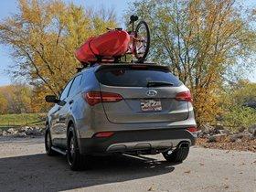 Ver foto 3 de Hyundai Santa Fe Dee Zee 2012