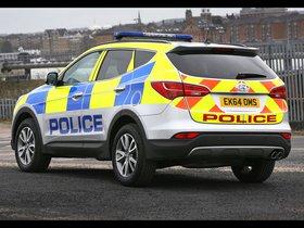 Ver foto 2 de Hyundai Santa Fe Police UK 2012