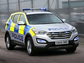 Ver foto 1 de Hyundai Santa Fe Police UK 2012