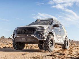 Ver foto 14 de Hyundai Santa-Fe Rockstar Concept 2016