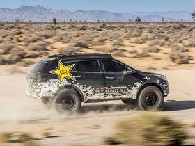 Ver foto 3 de Hyundai Santa-Fe Rockstar Concept 2016