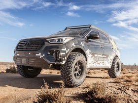 Fotos de Hyundai Santa-Fe Rockstar Concept 2016