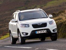 Ver foto 2 de Hyundai Santa Fe UK 2009