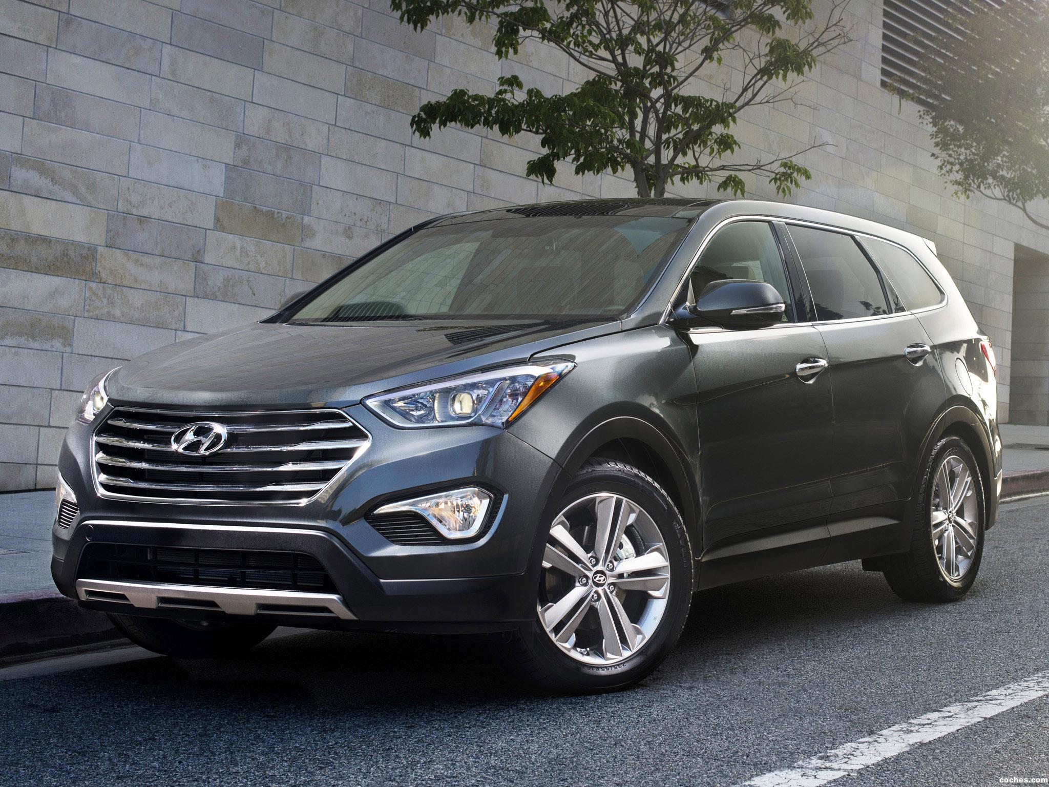 Foto 0 de Hyundai Santa Fe USA 2012