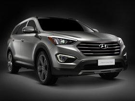 Ver foto 29 de Hyundai Santa Fe USA 2012