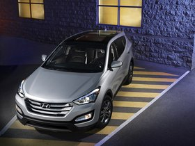 Ver foto 27 de Hyundai Santa Fe USA 2012