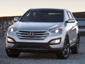 Ver foto 22 de Hyundai Santa Fe USA 2012