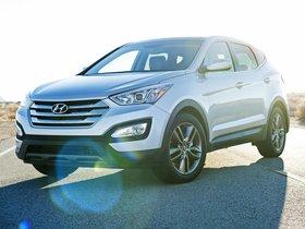 Ver foto 18 de Hyundai Santa Fe USA 2012
