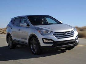Ver foto 15 de Hyundai Santa Fe USA 2012