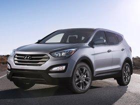 Ver foto 14 de Hyundai Santa Fe USA 2012
