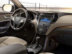 Ver foto 13 de Hyundai Santa Fe USA 2012