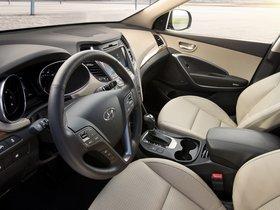 Ver foto 12 de Hyundai Santa Fe USA 2012