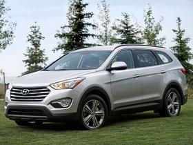 Ver foto 7 de Hyundai Santa Fe USA 2012