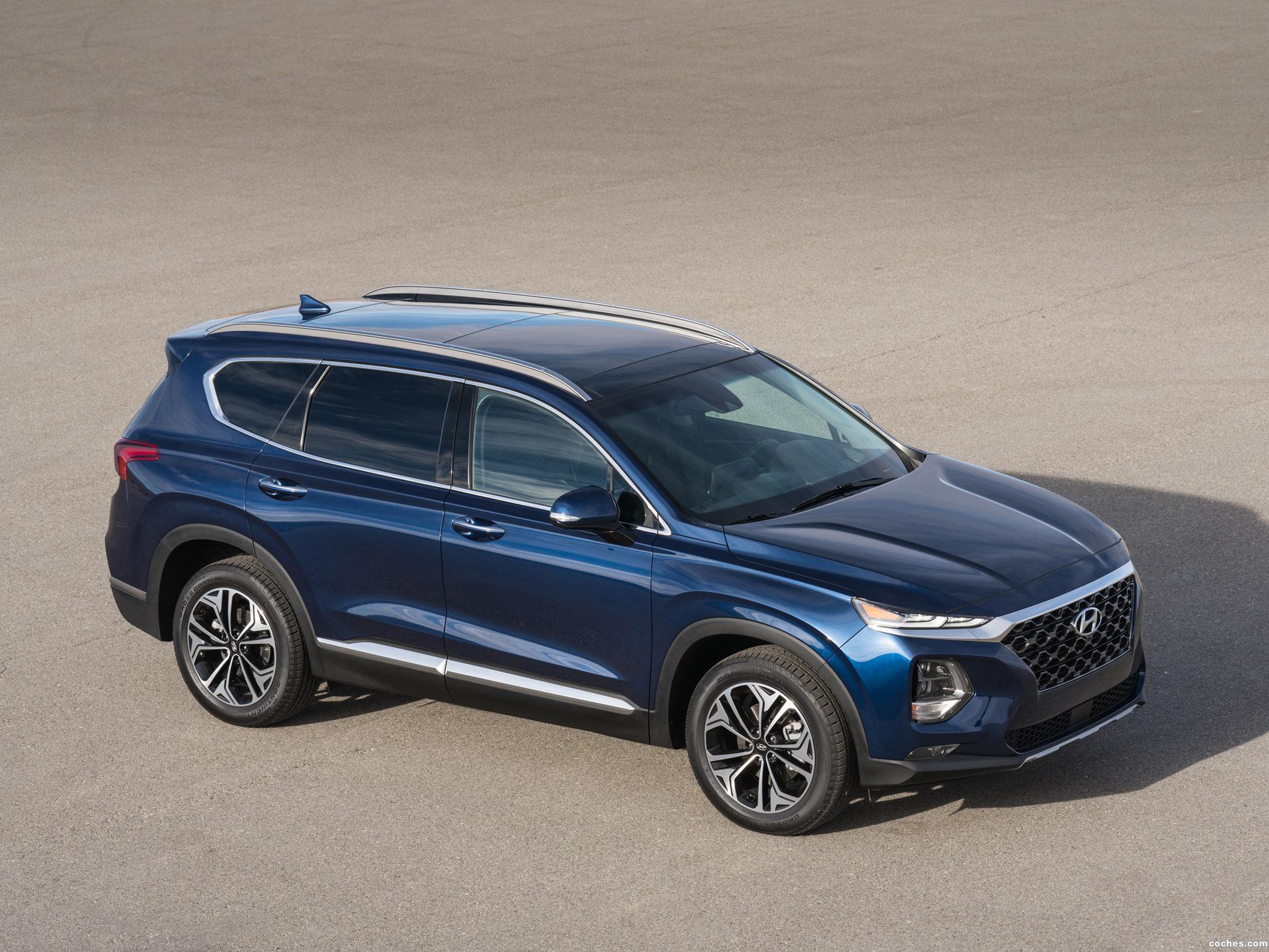 Foto 24 de Hyundai Santa Fe USA 2018